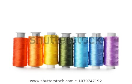 spool of colored thread to sew  Stock photo © mayboro