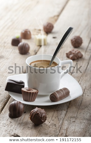 chocolate · doce · dentro · interiores · abundância - foto stock © juniart