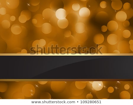 Circular shapes forming a bokeh background. EPS 8 Stock photo © beholdereye