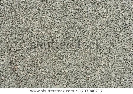 szürke · sóder · végtelenített · textúra · építkezés · háttér - stock fotó © leonardi