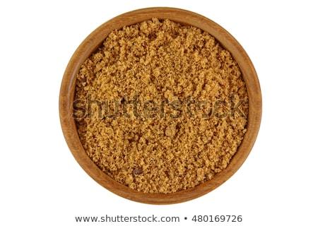 texture of brown sugar stock photo © jirkaejc