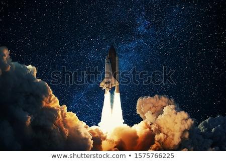 blast off stock photo © lightsource