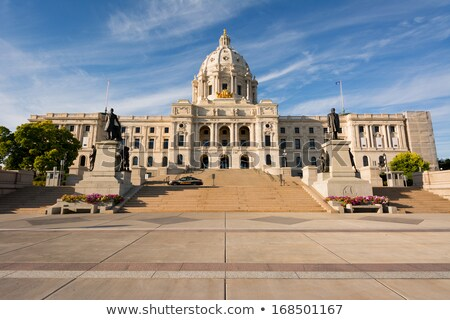 Minnesota state capitol building in St. Paul, MN Stock photo © AndreyKr