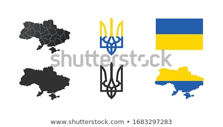 crimea flag Stock photo © tony4urban