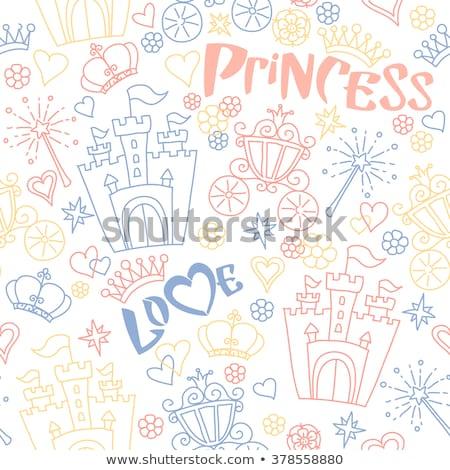 Трон для маленькой принцессы