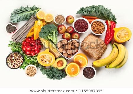 Probiotic (prebiotic) foods diet Stock photo © unikpix