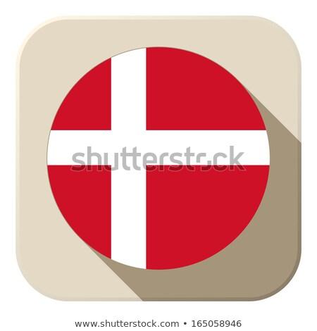 Tablet Danimarka bayrak görüntü render Stok fotoğraf © tang90246