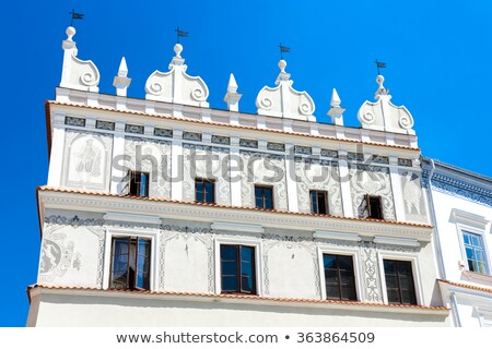 Rynek of Old Town, Lublin, Lublin Voivodeship, Poland Stock photo © phbcz