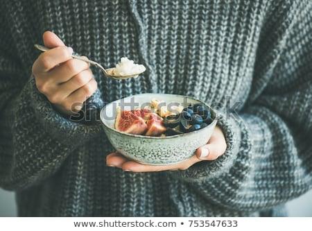 Winter Diet Concept Stock photo © Lightsource