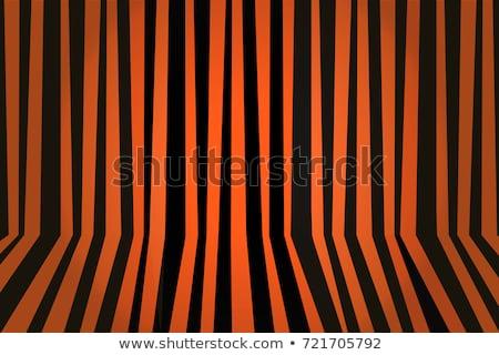Abstrato artístico halloween fundo preto escuro Foto stock © pathakdesigner