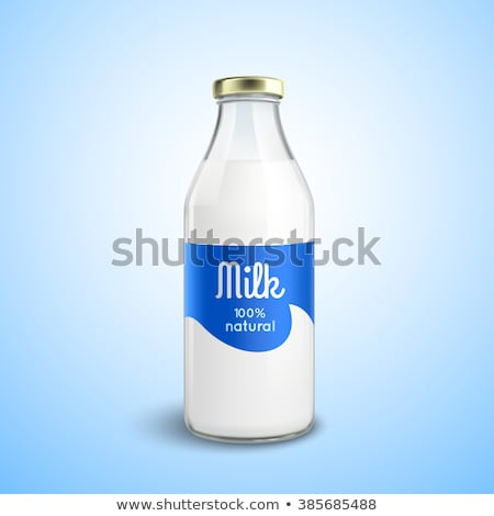 アンティーク · ボトル · 霊 · 孤立した · 白 · バー - ストックフォト © djmilic