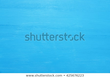 Old shabby blue painted texture Stock photo © dariazu
