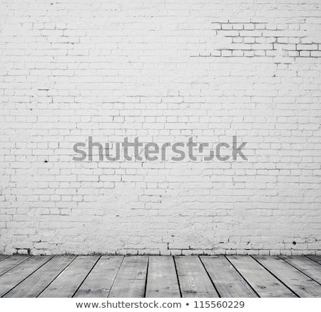 frames on white brick  wall Stock photo © Paha_L