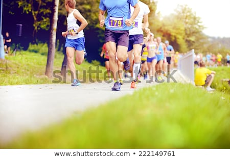 Marathon Racer Stock photo © ruigsantos