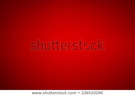 Kırmızı bulanık ışık etki sıcak atmosfer Stok fotoğraf © axstokes