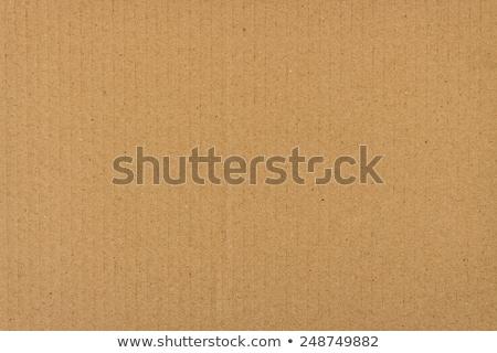 Karton közelkép tapéta kártya fehér lap Stock fotó © tarczas