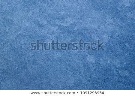 Azul yeso cemento grano patrón textura Foto stock © MiroNovak