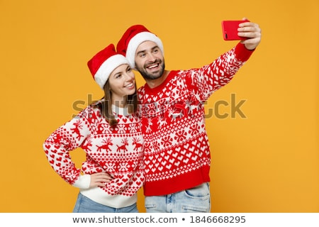 man talking on smartphone stock photo © lightfieldstudios