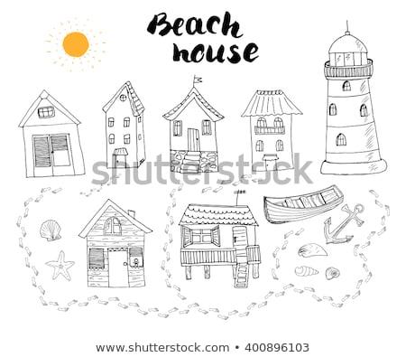 バルト海 · 海岸 · ラトビア · ビーチ · 空 · 水 - ストックフォト © 5xinc