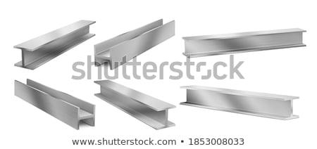 Metallurgy set pattern Stock photo © netkov1