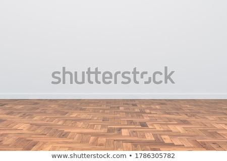 Boş oda zemin boş oda bilgisayar grafik Stok fotoğraf © jordygraph