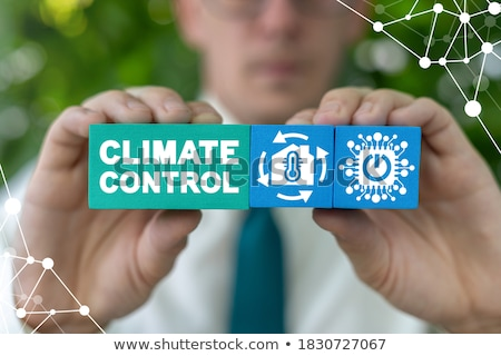 Climate control stock photo © iodrakon