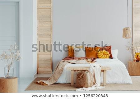 Orange Interior Stock photo © kwest