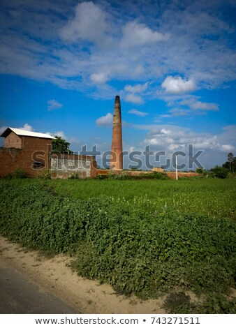 Brick kiln Stock photo © xedos45