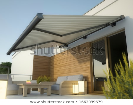 awning stock photo © experimental
