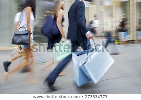 Shopping Rush Stock photo © creisinger