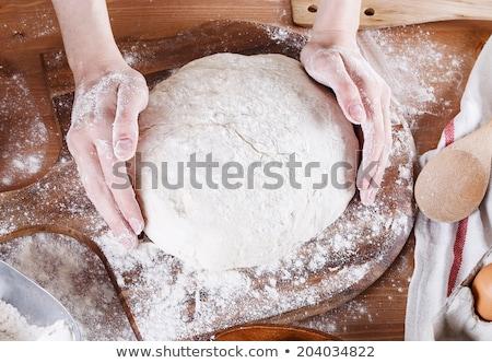 хлеб пшеницы мучной свежие Сток-фото © klsbear