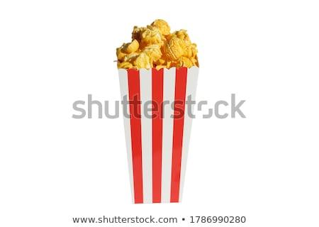 Сток-фото: Wide Popcorn
