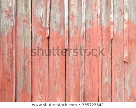pink paint on old wooden background  stock photo © inxti
