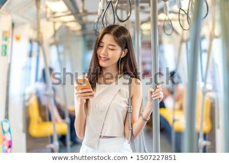 Stock fotó: Mosolyog · délkelet · ázsiai · oktatási · üzletasszony · fehér