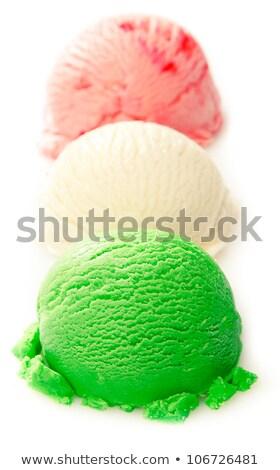 アイスクリーム · 3 ·  · 異なる · 子供 · チョコレート · キャンディ - ストックフォト © stootsy