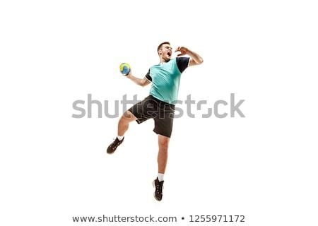 handball players in action Stock photo © photography33