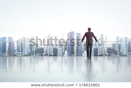 Stok fotoğraf: Career Business Background