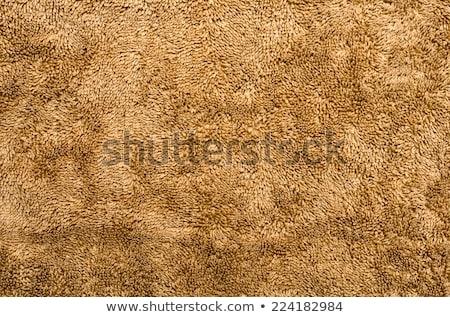 коричневый плюш ткань древесины фон Сток-фото © Mikko