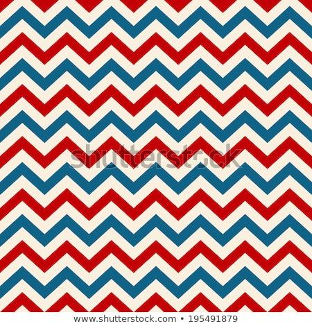 Vatansever kâğıt moda mavi Stok fotoğraf © creative_stock