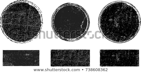 Foto stock: Approved Grunge Sign