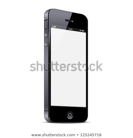 mobile phones raster Stock photo © ssuaphoto