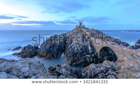 guernsey lighthouse stock photo © chris2766