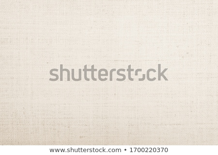 Beige doek detail textuur abstract Stockfoto © homydesign