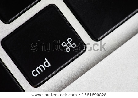 computer keyboard close-up Stock photo © natika