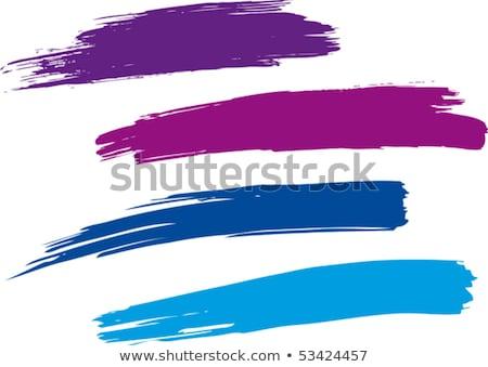 Violette encre vecteur texture art Photo stock © gladiolus