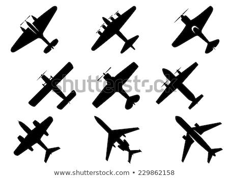 carga · avión · pista · aeropuerto · cielo · tecnología - foto stock © marunga