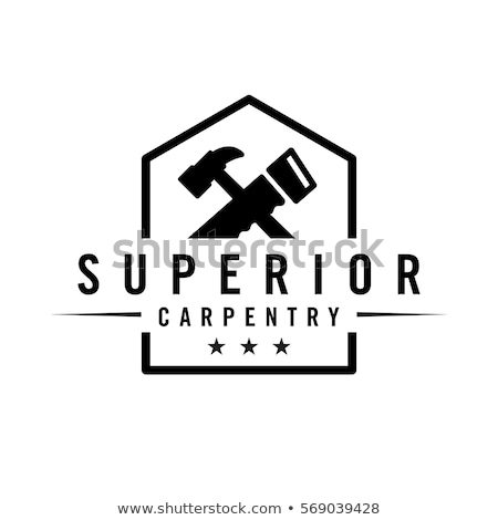 logo · construction · maison · internet · design - photo stock © popaukropa