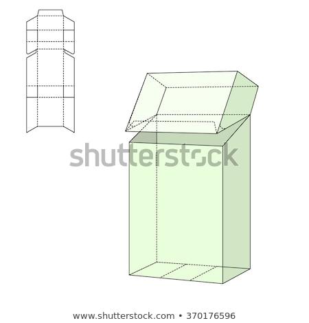 box of cigarettes stock photo © lizard