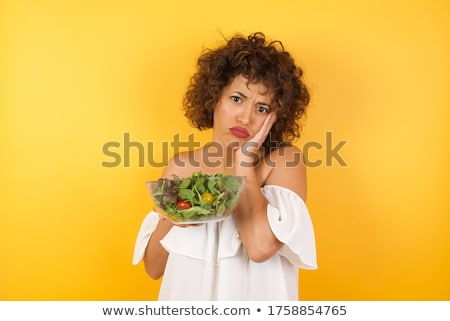 dieting or not stock photo © milanmarkovic78