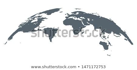 Infografika színes fehér terv modell háttér Stock fotó © bluering